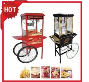 Popcorn Machine with Cart (EB-09)