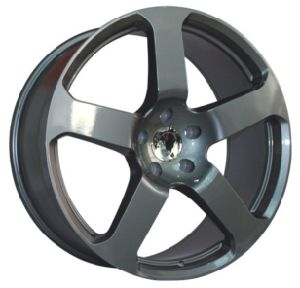 Five Thick Spokes Alloy Wheel (UFO-P05) pictures & photos