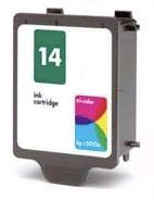 Ink Cartridge 14 for HP (MS-14)