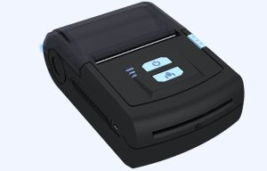 57mm Wh-M07 Portable Thermal Printer with USB Interface Support IC/SD Card pictures & photos
