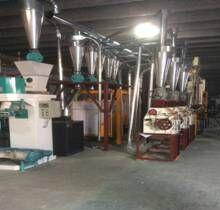 Maize Flour Milling Line (Plant) pictures & photos