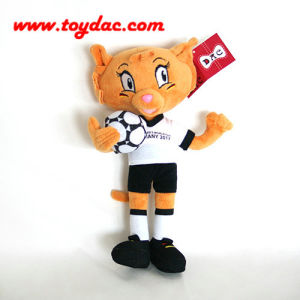 Plush Football Club Fox Toy pictures & photos