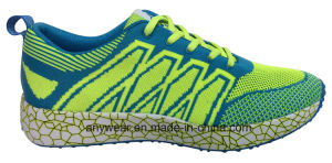 Men Gym Sports Shoes Flyknit Woven Upper (815-7740) pictures & photos