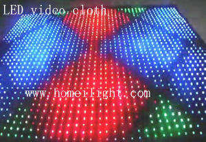 Romantic 2*3m LED Vision Curtain pictures & photos