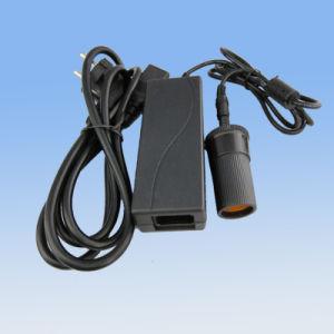 EU 12V5a Laptop Cigarette Socket Power Adapter pictures & photos