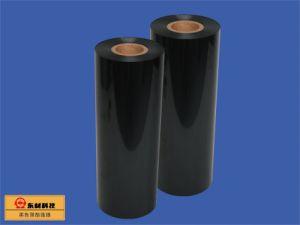 Flame Retardant Black Polyester Film pictures & photos