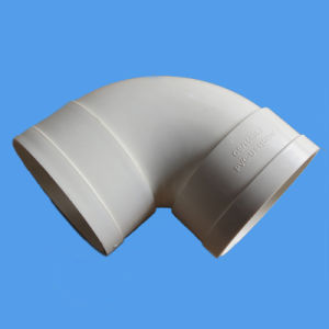 45deg Elbow Asnzs 1260 PVC Pipe Fitting for Drainage pictures & photos