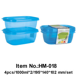 Microwave Food Box (HM-018)