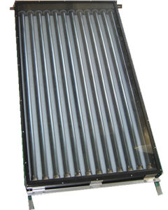Split-Pressurized Vacuum Tube Solar Water Heater pictures & photos