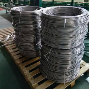 ASTM A269 Stainless Steel Welded Coiled Tube pictures & photos
