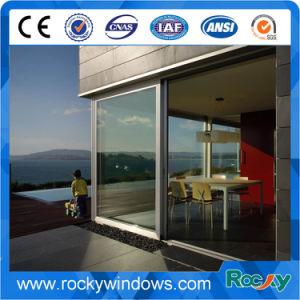 Double Glass Aluminum Custom Sliding Doors, Swing Doors, Folding Doors, Casement Doors pictures & photos