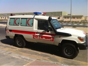 New 4 Wheel Drive off-Road Ambulance pictures & photos