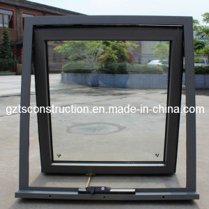 Double Galzed Aluminum Awning Window with Flyscreen pictures & photos
