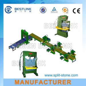Hydraulic Paving Block Machine for Rock pictures & photos