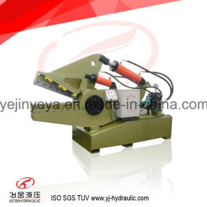 Q08-200 Hydraulic Scrap Iron Alligator Shear Cutting Machine (factory) pictures & photos