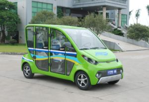 Low Speed Household Electric Cars pictures & photos