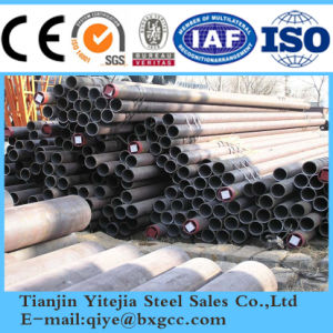 High Quality Seamless Steel Pipe ASTM A106 pictures & photos