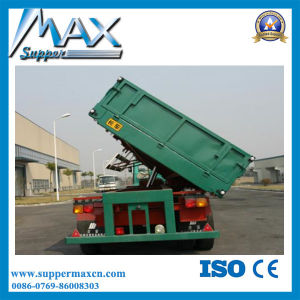 China High Quality 3 Axle Cargo Trailers for Sale pictures & photos