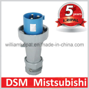 IP67 63A 2p+E Cee Electrical Plug pictures & photos