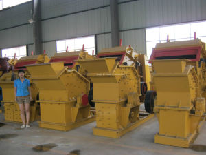 Quartz Granite Pxj Fine Crushing Machine pictures & photos
