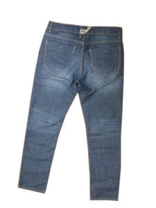 2014 Fashion Man Jeans Short with Acid Wash