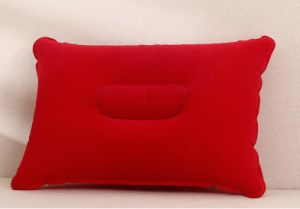Square Shape Travel Inflatable Neck Pillow pictures & photos