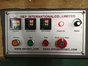 Flexographic High-Speed Label Printing Machine (Hy4002) pictures & photos