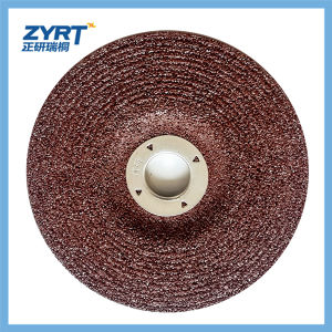 T27 Reinforced Resin Bond Grinding Wheel pictures & photos