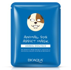 Bioaqua Skin Care Nourishing Anti-Wrinkle Animal Mask Face Care Whitening Facial Mask pictures & photos