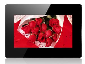7′′ LCD Mirror Single Function Digital Picture Frame