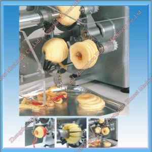Electric Automatic Vegetable Fruit Potato / Apple Peeler Corer Slicer pictures & photos