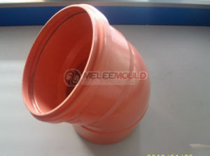 Plastic Pipe Fitting Mould, Tube Mold (MELEE MOULD -293) pictures & photos