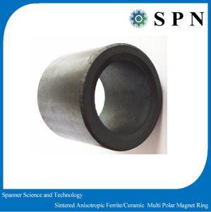 Ferrite Magnet/Permanent Magnet /Ceramic Sintered Magnet Rings for Motor pictures & photos