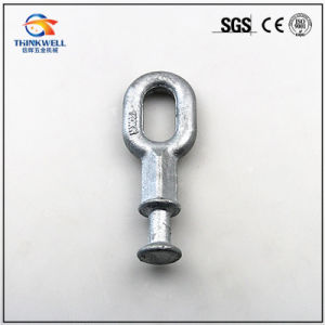 Forging Overhead Line Fittings Ball Clevis with Pin pictures & photos