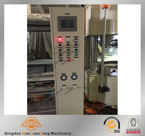 Hydraulic Motorcycle and Bicycle Bladder Tyre Tire Vulcanizing Curing Press pictures & photos