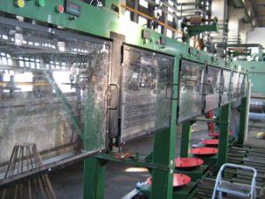 Galvanized Wire Coiler Machine