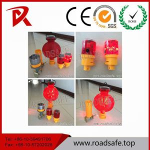 Roadsafe Traffic Emergency Solar LED Warning Flashing Lamp pictures & photos
