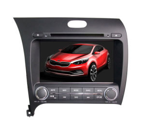 8 Inch Car DVD Player for KIA K3/Cereto/Forte (TS8531)