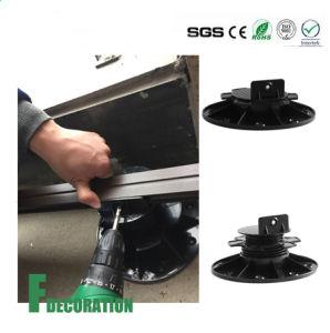 Heavy Duty Adjustable Plastic Pedestal for WPC Tile