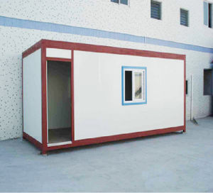 Sandwich Panel Modular House Container House for Stores pictures & photos