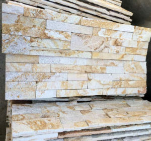 High Quality Natural Stone Veneer Panel SMC-SCP377 pictures & photos