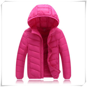 Winter Jacket, Down Jacket, Children Jacket for Boy Girl 601 pictures & photos