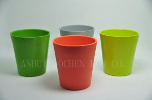 Bamboo Fiber Cup with Eco-Friendly (BC-C1005) pictures & photos
