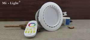 WiFi/2.4G Remote 12W RGBW LED Downlight pictures & photos