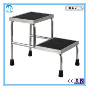 Ce ISO Approved Stainless Steel Foot Stool pictures & photos