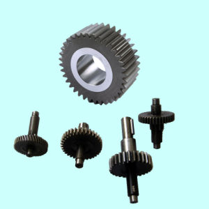 Reduction Gear and Gear Shaft with Precision Level 5-6 pictures & photos