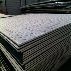 Ss400 A36 Q235 Carbon Mild Steel Checkered Sheet pictures & photos