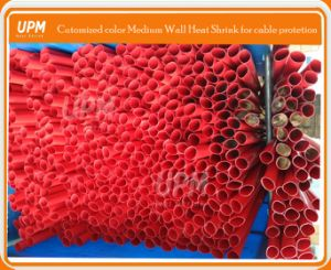 Brick Red Medium Wall Heat Shrink Tubing pictures & photos
