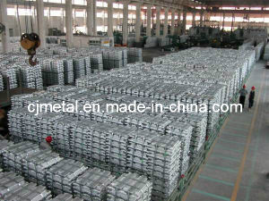High Quality Aluminum Ingot (CCJ-01)