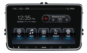 Car GPS for Volkwagen Universal Android DVD Player pictures & photos